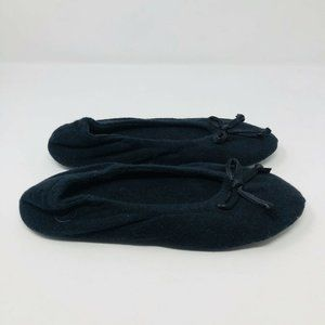 isotoner Shoes - Isotoner 6.5-7.5 Terry Cloth Ballerina Slippers